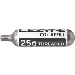 Lezyne 25g Threaded CO2 Cartridges