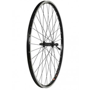 Tru-Build 700C Hybrid Wheel Front
