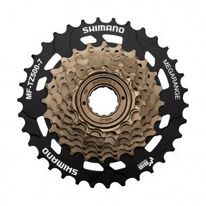 Shimano Tourney TZ500 7-Speed Freewheel