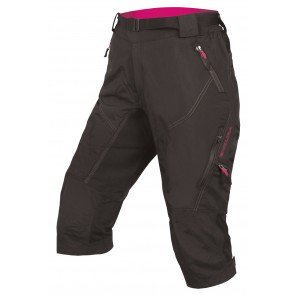 Endura Women's Hummvee 3/4 II Shorts (With Liner)