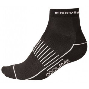 Endura Women's Coolmax Race Sock (Triple Pack)