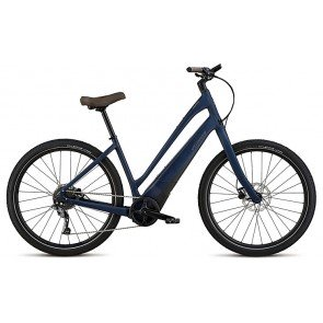 Specialized Turbo Como 2.0 2018 Electric Bike in Cast Blue and Black