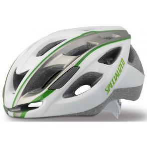 Specialized Duet Womens Helmet White/Moto Green