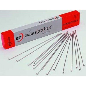 DT Competition DB Stainless Steel Spokes