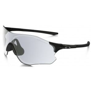 Oakley Evzero Path Polished Black Frame/Clear Photochromic Lens