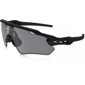 Oakley Radar EV Path Sunglasses Matte Black Frame/Black Iridium Lens