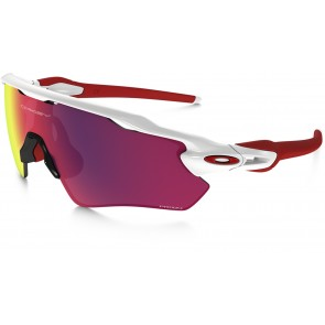 Oakley Radar EV Path Sunglasses Polished White Frame/Prizm Road Lens