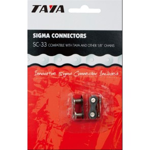 Taya Sigma Chain Connectors