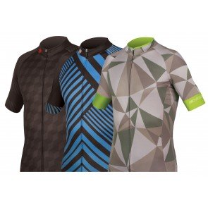 Endura Graphic S/S Jersey