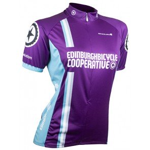 Revolution Women's Edinburgh Bicycle Co-op Jersey