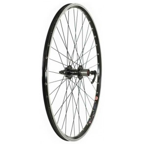 Tru-Build 700C Disc/V-Brake Hybrid Wheel