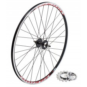 Tru-Build Rear Fixed Wheel 700C Flip Flop Hub