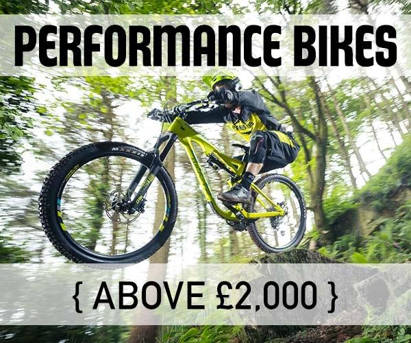 Performance Mountain Bikes