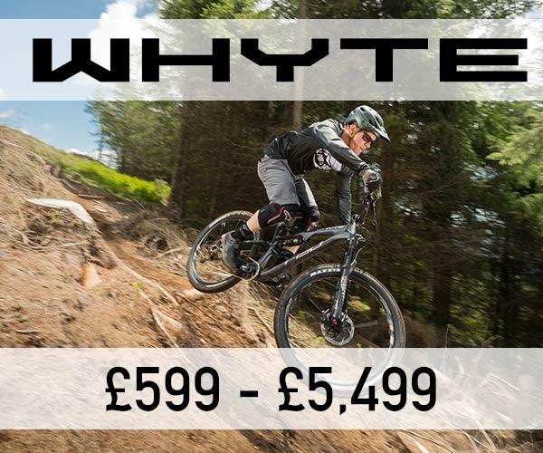 Whyte Mountain Bikes