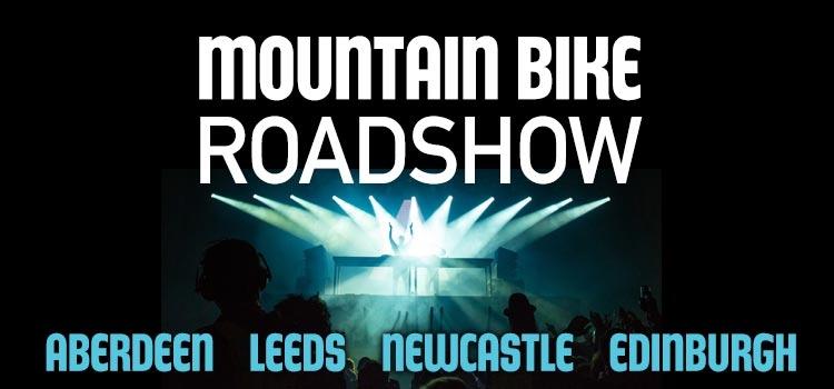 Mountain bike roadshow