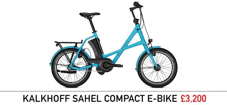 Kalkhoff Sahel Compact e-bike