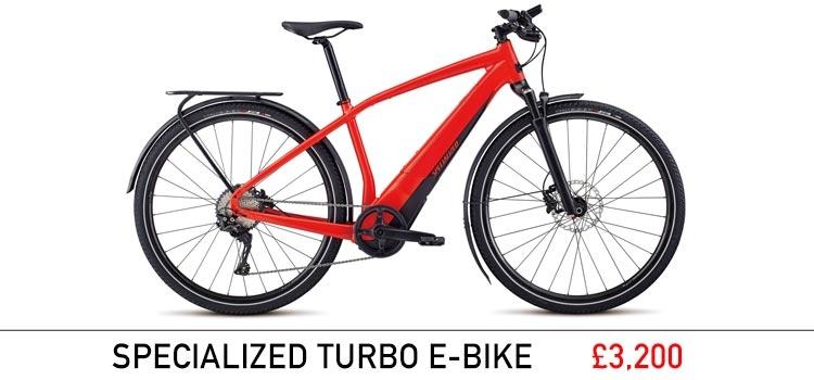 Turbo Vado 4.0 2018 Womens e-bike