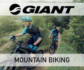 Giant e-bikes