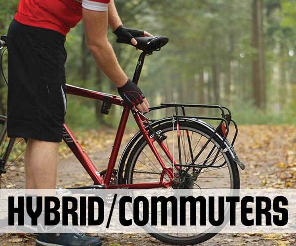 Hybrid/Commuter Bikes