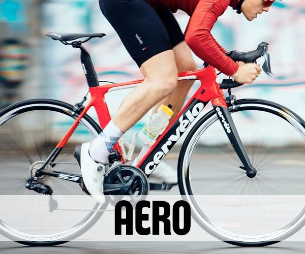 Aero Road Bikes