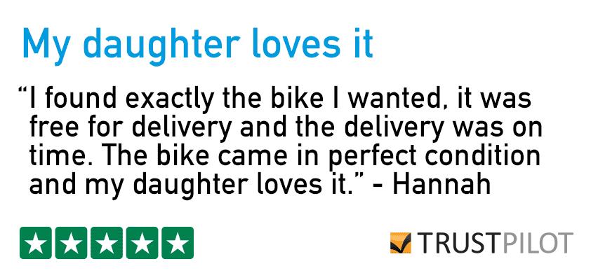 Kids bike review