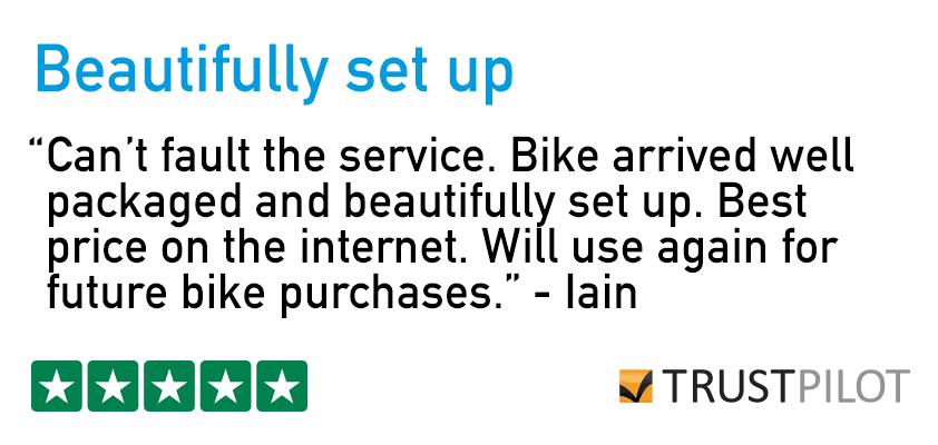 Road bike review