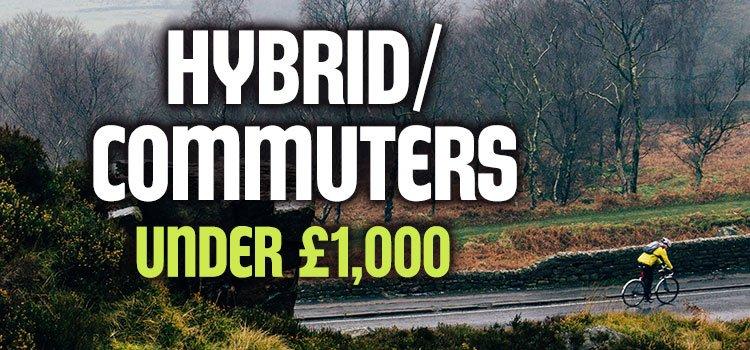 Hybrids under £1000